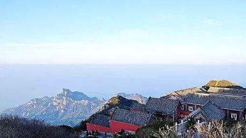 4泰山风景名胜区 泰山风景名胜区:世界自然与文化双重遗产,世界地质