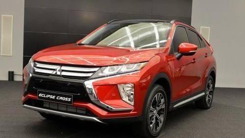 三菱全新SUV将由广汽国产,比日产逍客漂亮 163马力配CVT 仅12万