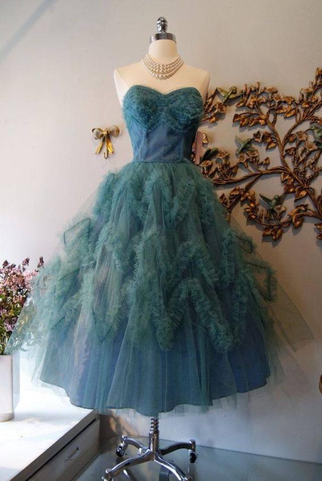 十二星座的专属公主礼服,天秤座的小仙女范,天蝎座的