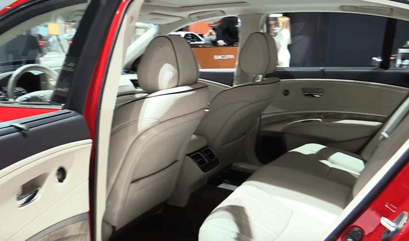 2018讴歌RLX全新上市, 颜值上不输任何百万豪车 起售价才36.4万