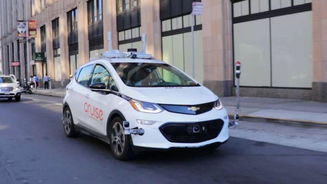 自动驾驶公司那么多,软银为什么要把22.5亿美元投给通用?