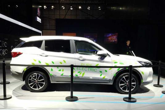 幸福e+、汉腾X5,即将广州车展首发!