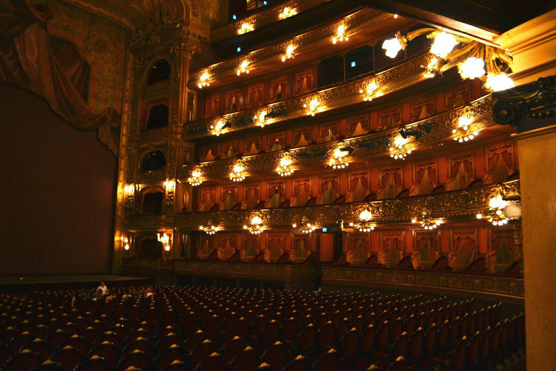 阿根廷 布宜诺斯艾利斯 科隆剧院