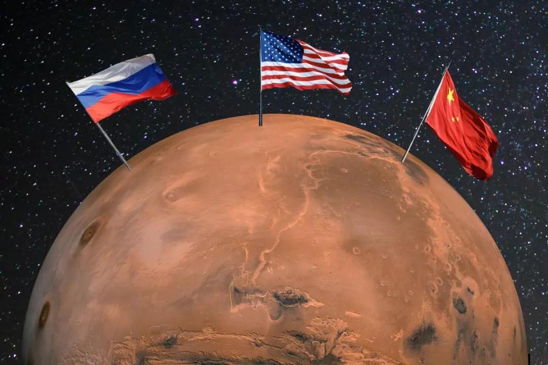"""NASA高管:美中合作火星探索?不可能,""""我们要做第一"""""""