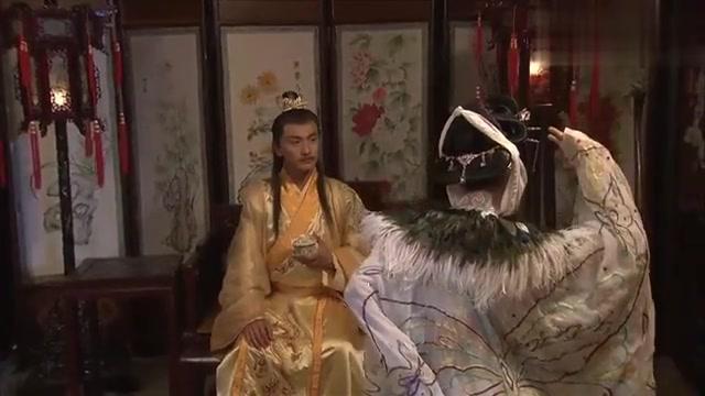 大明嫔妃:倾城女子为皇上表演舞蹈,刚起舞,皇上就看呆了!