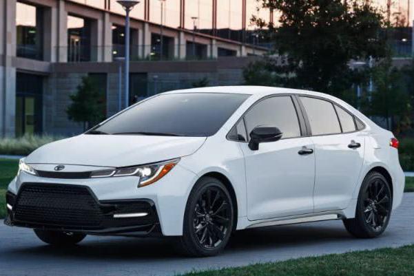 2020款卡罗拉正式亮相,外观设计新颖,标配了8个安全气囊