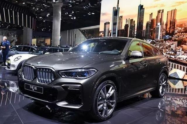 141款新能源车被剔除目录,全新一代宝马X6将在广州车展上市