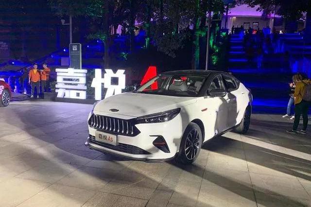 江淮嘉悦A5售8.48万起,意大利设计师设计,大众工艺制造