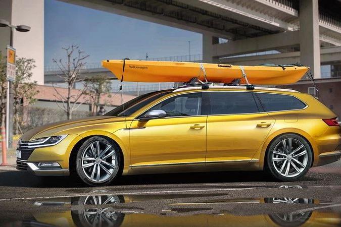 一汽-大众发布2020年战略,将推29款新车,含CC猎装版