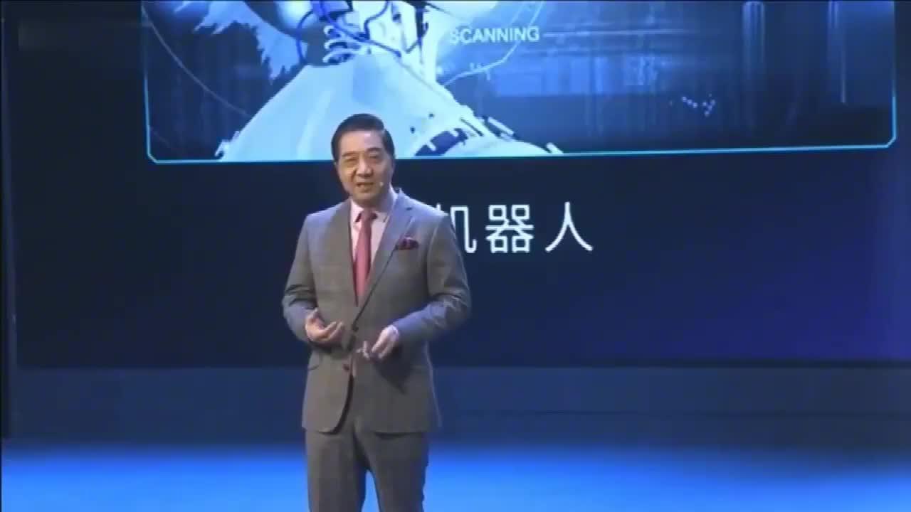 张召忠:若被机器人取代后,你会选择什么作为第二职业