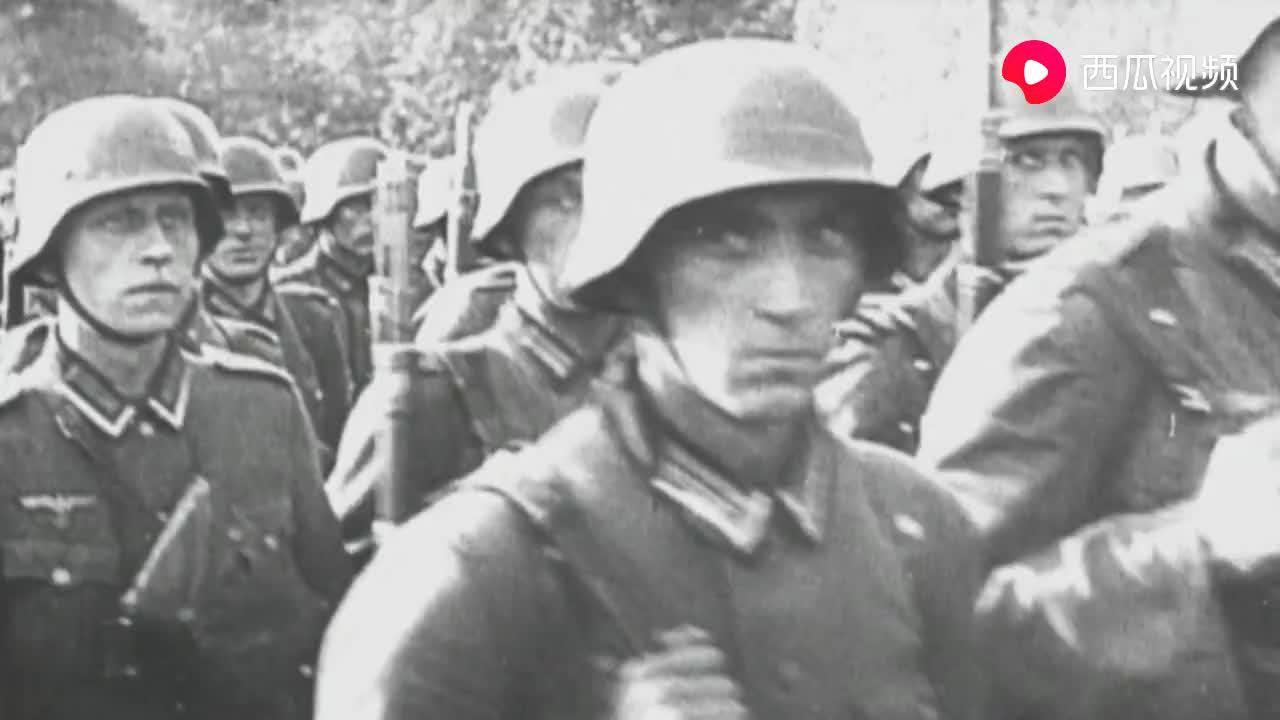 别被电视剧骗了,二战士兵的真实样子,看上去十分的压抑