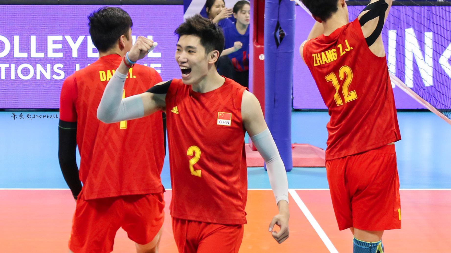 2020东京奥运会男排落选赛参赛国巡礼之——中国男排