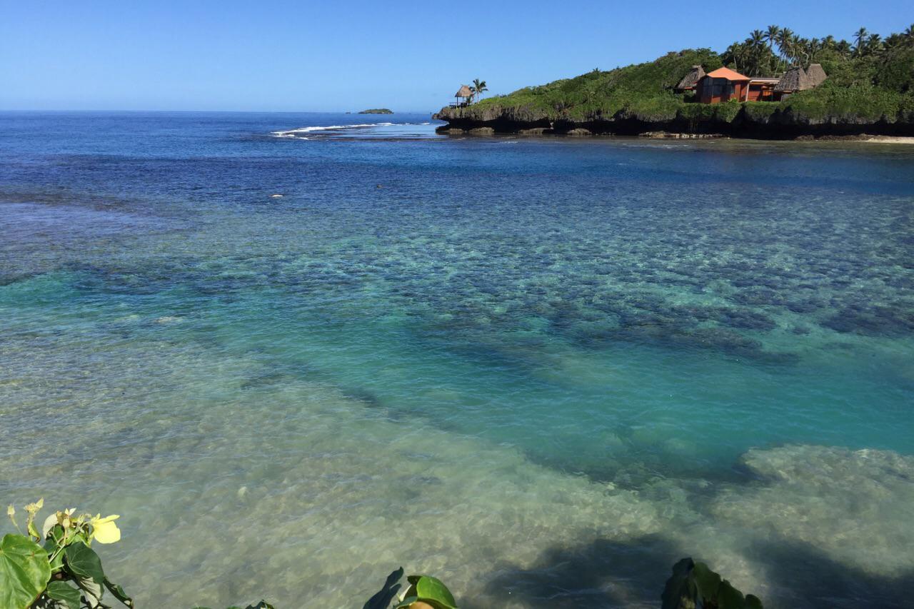 斐济 瓦努阿岛 萨武萨武