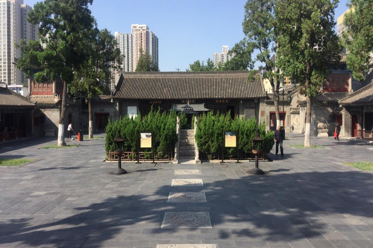 陕西省 西安市 万寿八仙宫