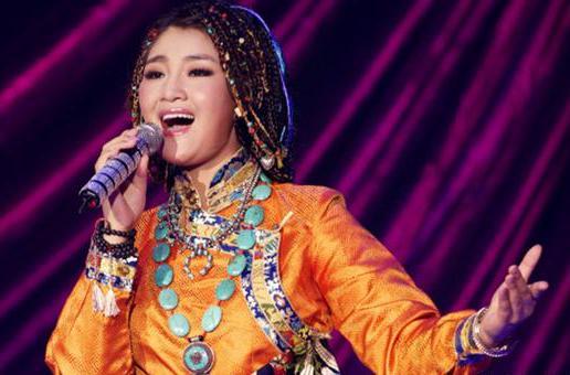 藏族歌手降央卓玛:妙音仙女第三篇图片