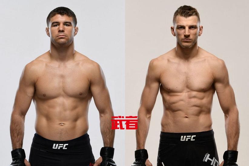 UFC 243:艾尔·亚昆塔vs丹·胡克