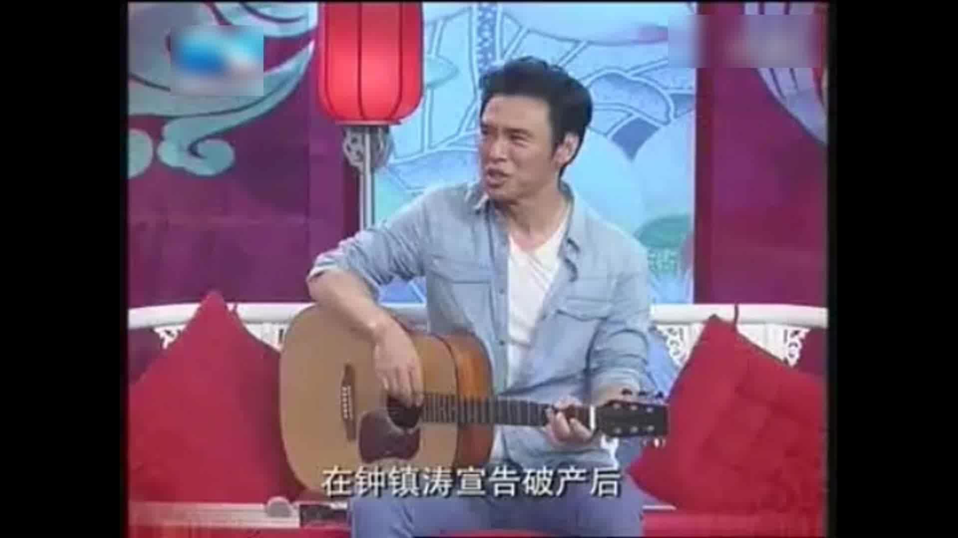 钟镇涛出乎意料,这样评价好友张国荣、谭咏麟、刘德华、梁朝伟!