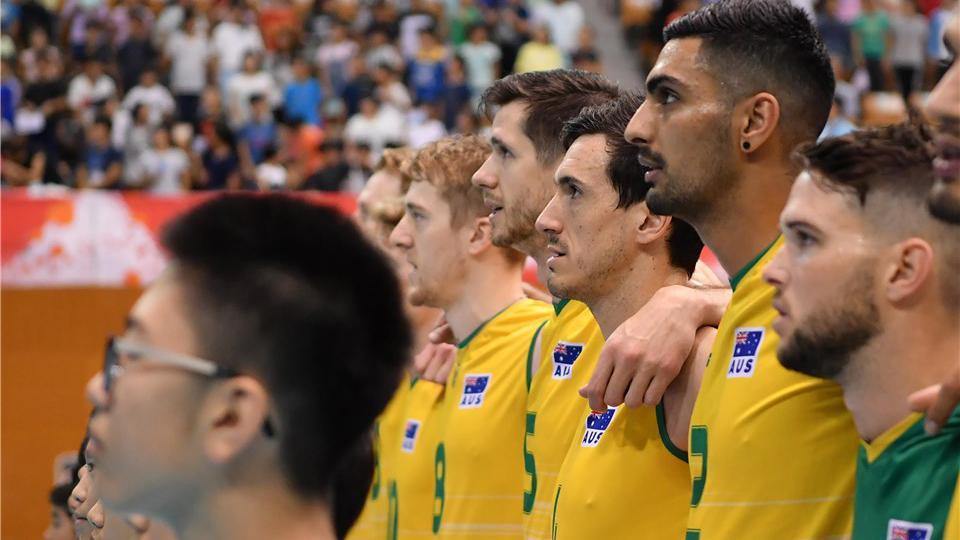 沉默的羔羊,澳大利亚男排2019世界杯之旅!