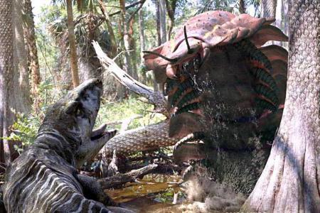 温室效应有多可怕?蚂蚁像人一样大,整个缔造了一个巨虫时代