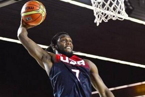 官宣了!30岁美国男篮中锋加盟CBA!NBA巅峰数据13+8