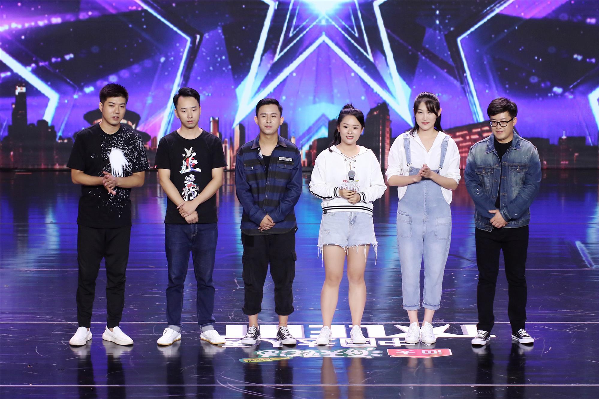 《中国达人秀》印尼华裔女孩民歌寻根淮秀帮创意配音折服沈腾金星