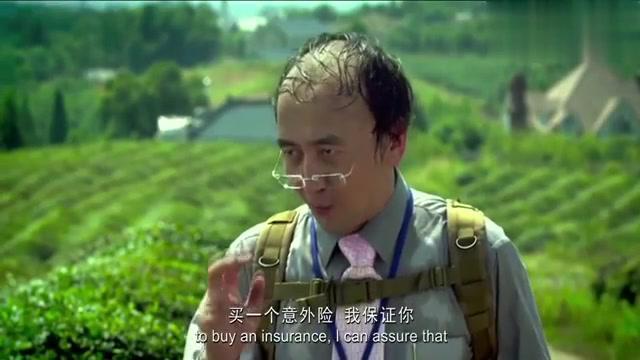 百万巨鳄:这个卖保险的不是推销,简直是在咒人啊,太搞笑了!