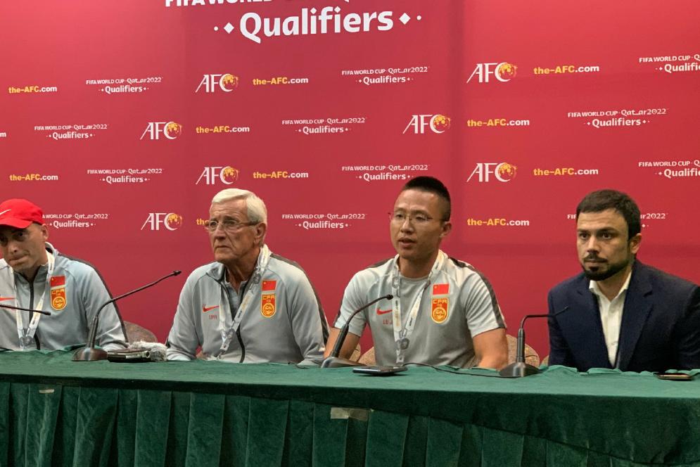 足协官方宣布:足协接受国足主教练里皮辞职的请求