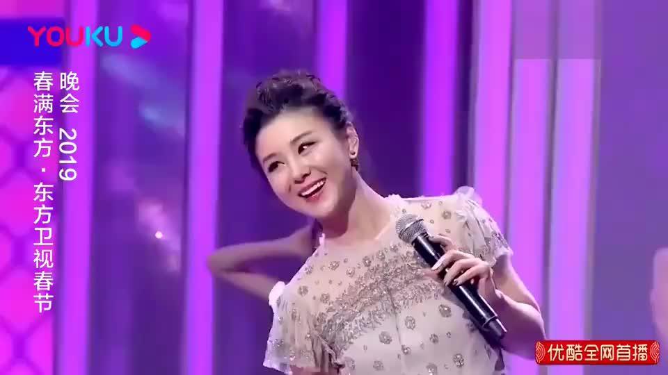 王雷李小萌合唱《你是我心内的一首歌》满满的幸福感太甜了