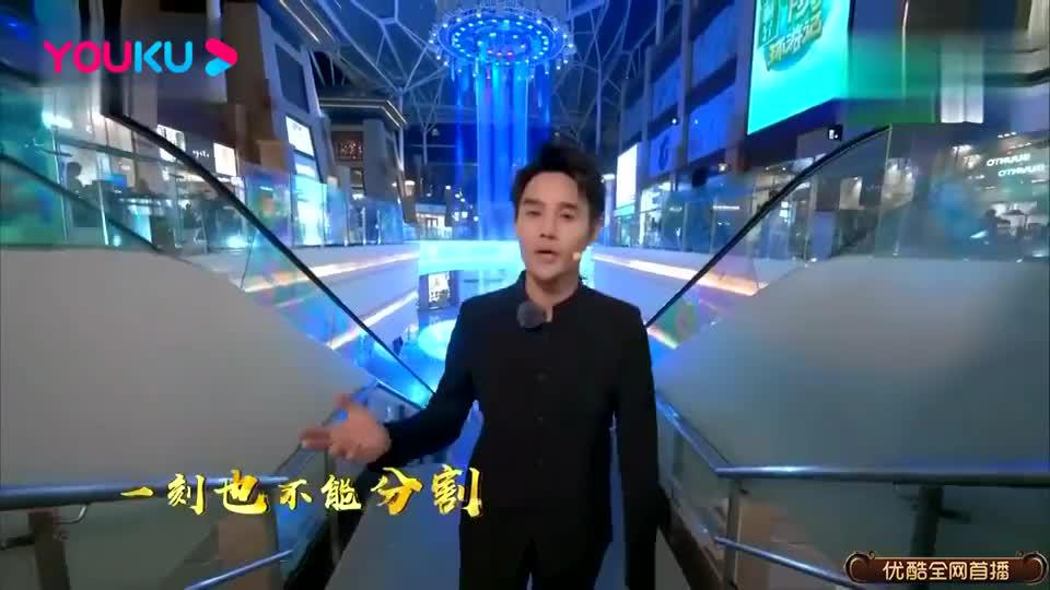 青春环游记王凯深情演唱《我和我的祖国》表白祖国为时代歌唱