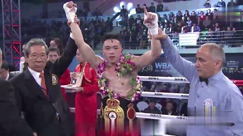 中国拳击怪物徐灿7回合TKO前世界拳王!中国希望