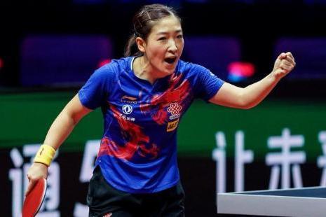 通过东京世界杯的表现来看,明年奥运女乒名单基本已定