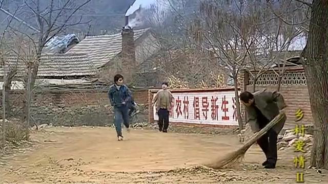 乡村爱情:刘能和广坤吐槽:我俩不仅官运差,就连儿女也不行!