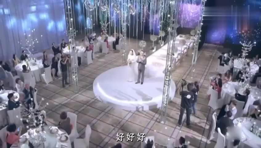 郭涛表白马苏,婚礼上甜蜜而温馨的回忆