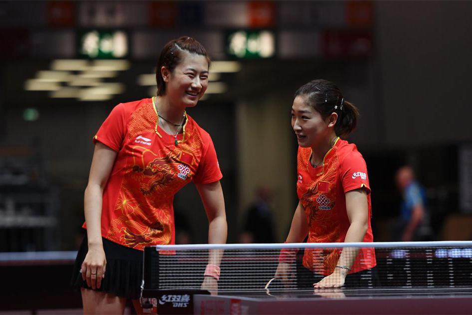 抽签:国乒女队上上签,丁宁遭遇唯一内战,男队首轮4场PK韩国