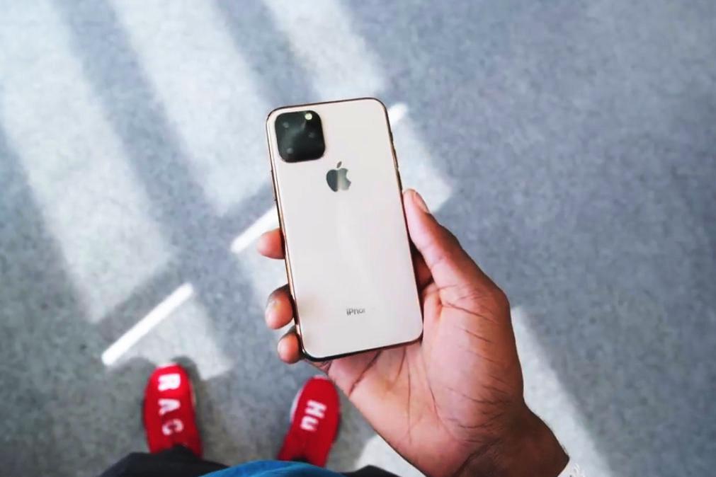 苹果火力全开,iPhone11的3摄还有新玩法,实力挑战华为P30Pro