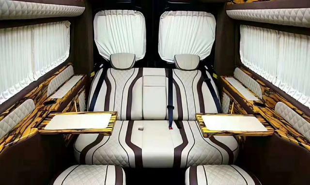 全顺新世代升级定制版,舒适空间超大,公司接待客户倍有面!