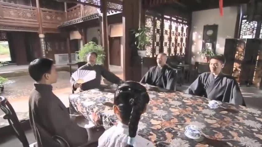 日本人来下挑战书,谁知这老头语出惊人,能把日本人说的没脾气
