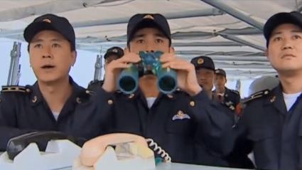 军舰被无人机侦察即使在公海,舰长坚持不能放过它,直接开火