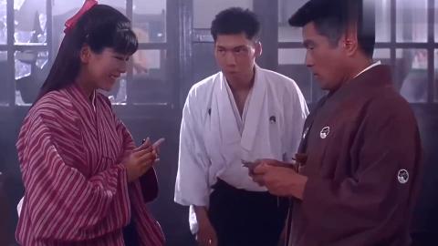 中国小伙为报师仇,独闯虹口道场,打得小日本在地上呱呱大叫