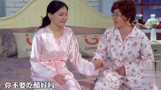 百乐门:小别胜新婚,丈夫好不容易出差回来,谁知妈妈捣乱!