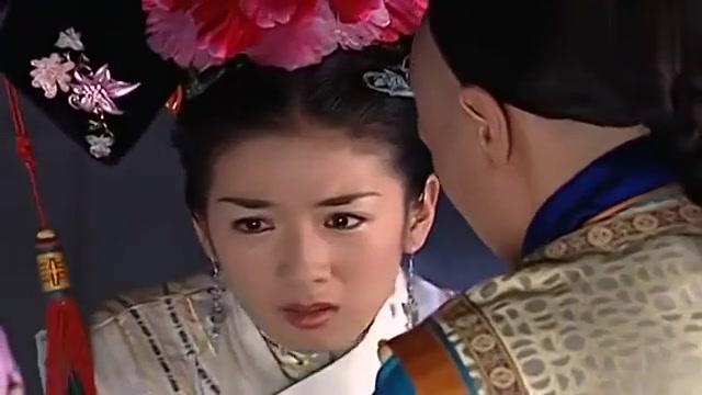 还珠格格:永琪不让小燕子相信萧剑,小燕子不要永琪碰她!