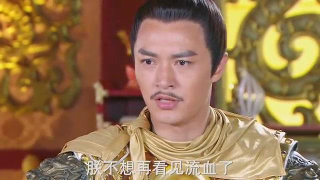 皇叔逼位李世民,成功当上皇帝天衣无缝,万万没想到下一秒就挂了