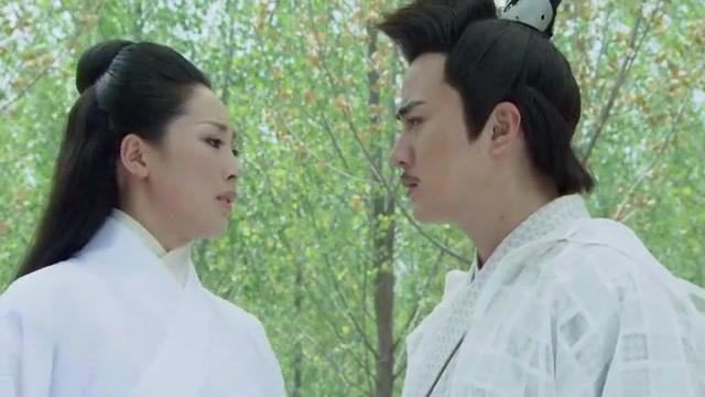 樊梨花要去找师傅李靖,万万没想到儿媳妇也想要跟她走,有意思!