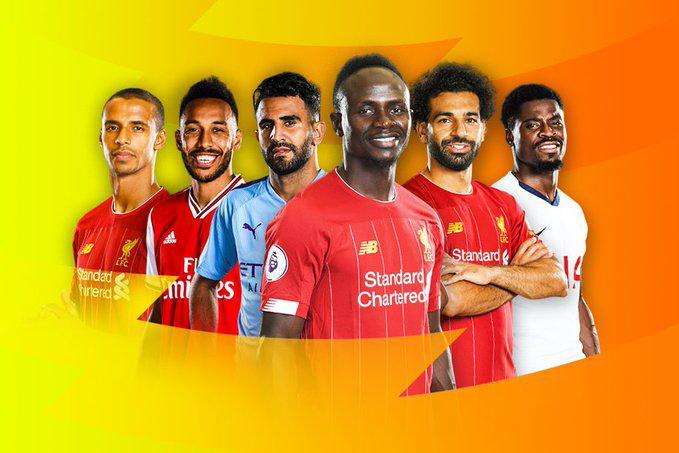 非洲六杰的2019年:马内英超独造30球,马赫雷斯勇夺四冠王!
