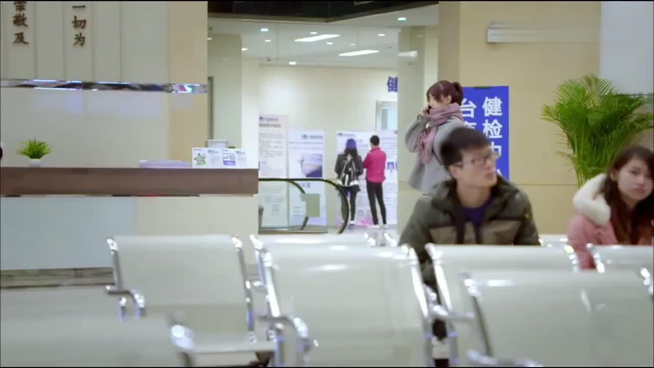 单身妈妈在医院偶遇初恋林乔两人见面十分尴尬