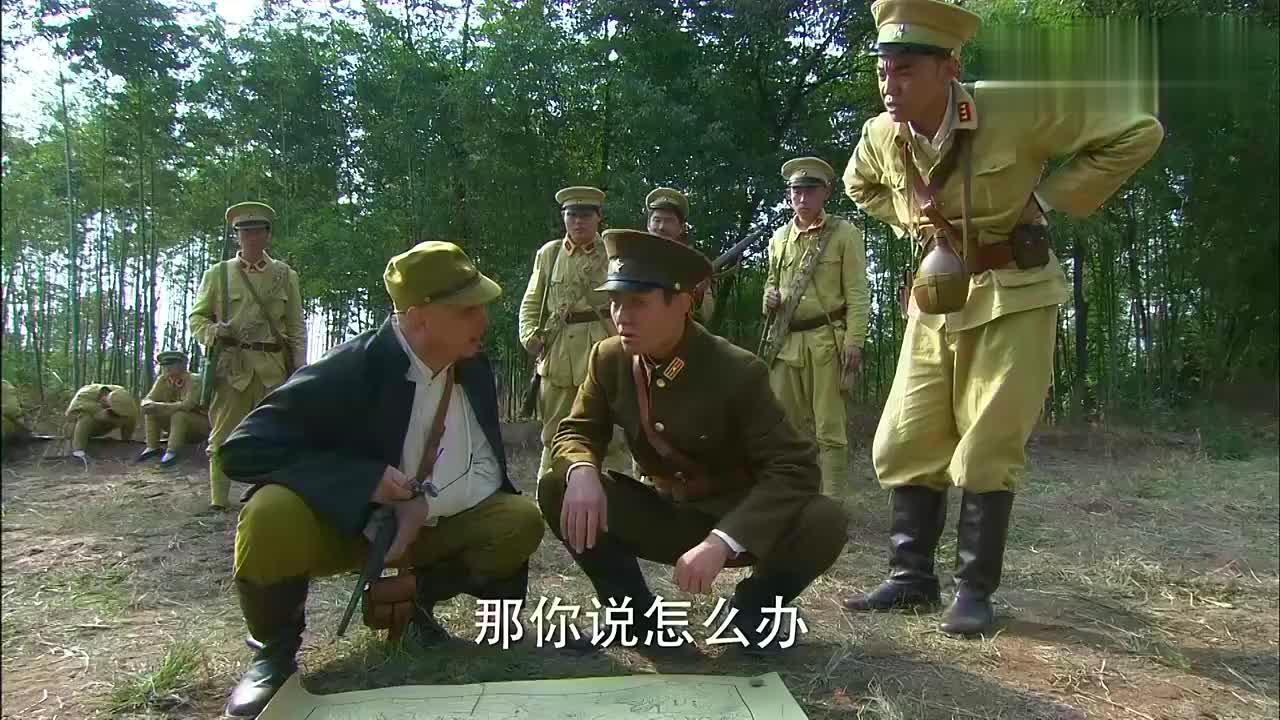 猎豹突击伪军意外知悉突击队行踪,刚想偷袭,不料却反被吓破胆
