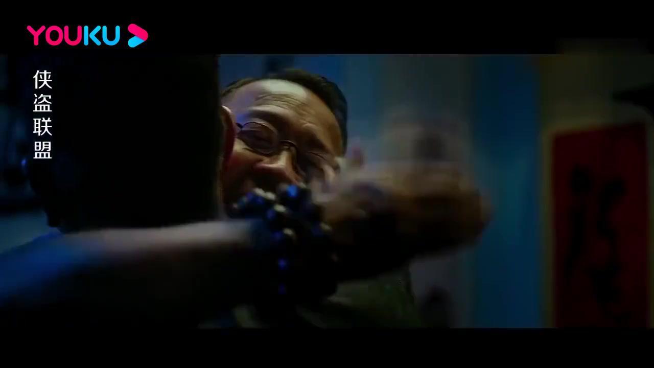侠盗联盟:刘德华出事,曾志伟为他报仇,竟买凶割下坏人的舌头