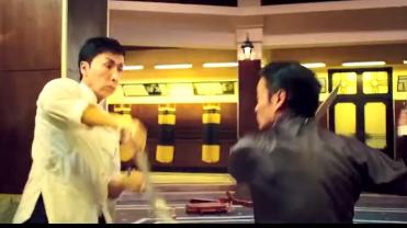 为了争夺谁是正宗咏春拳,这小子不怕死,敢跟叶问一决高下