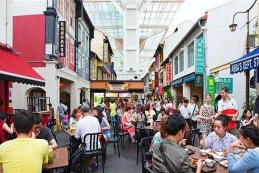 """新加坡食品安全有多好?当地人厨房是摆设,三餐全吃""""路边摊"""
