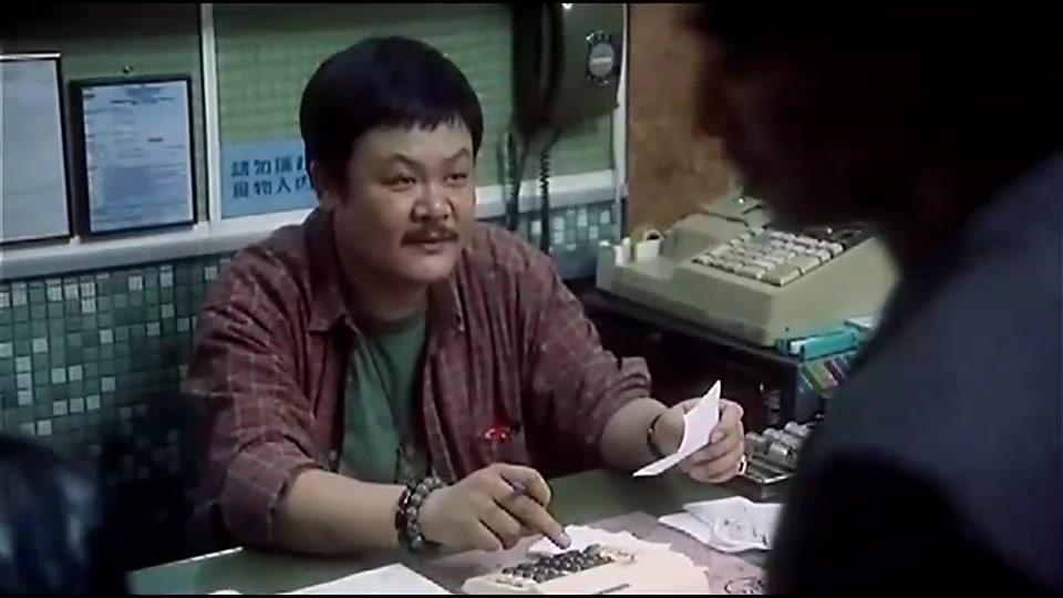 古惑仔:港片还得看郑伊健!《九龙冰室》绝对的经典!